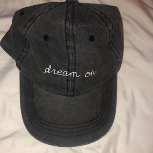 Dream on hat